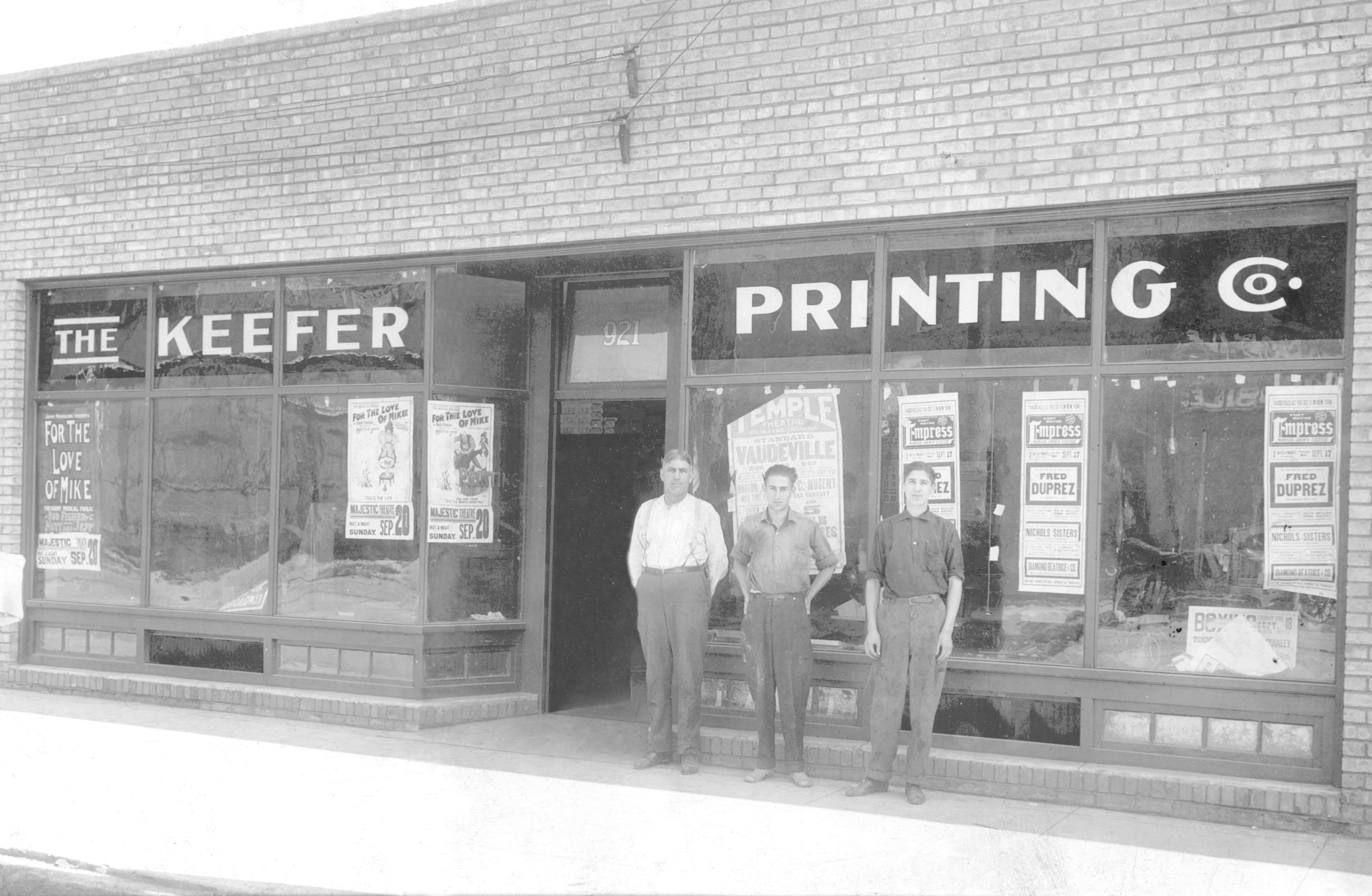 Old Printing Company